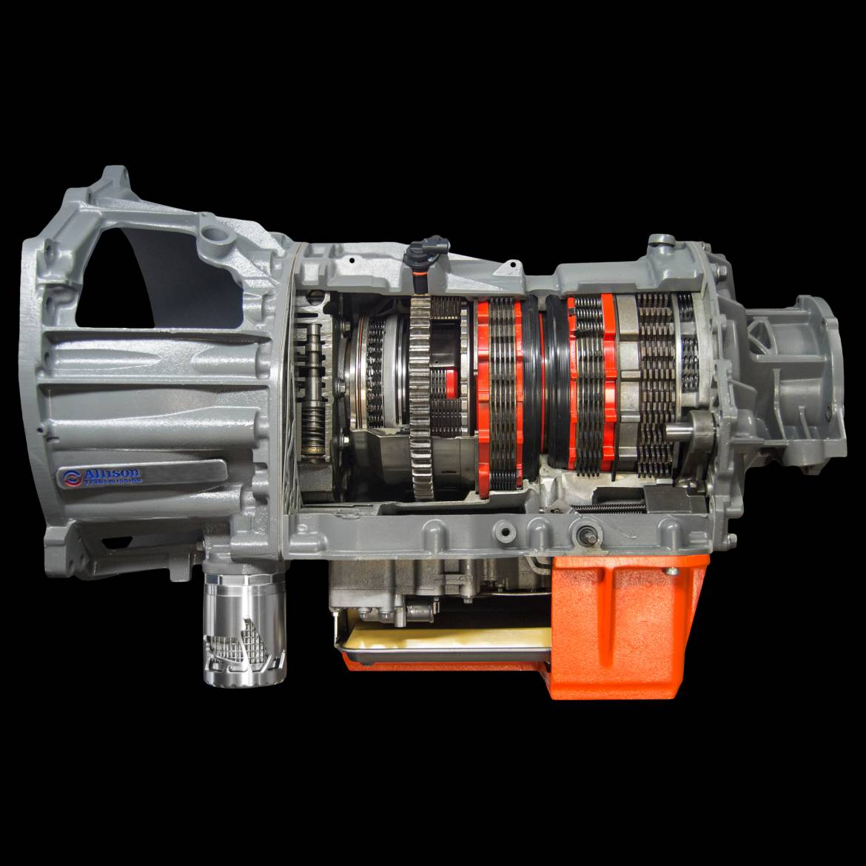 Allison Guardian Hd Series Towing Transmission W Converter