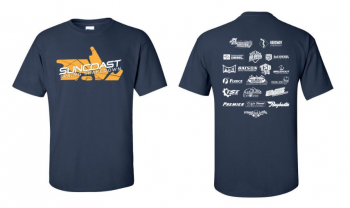 SunCoast Diesel - SUNCOAST 2019 SPRING SHAKE DOWN EVENT T-SHIRT
