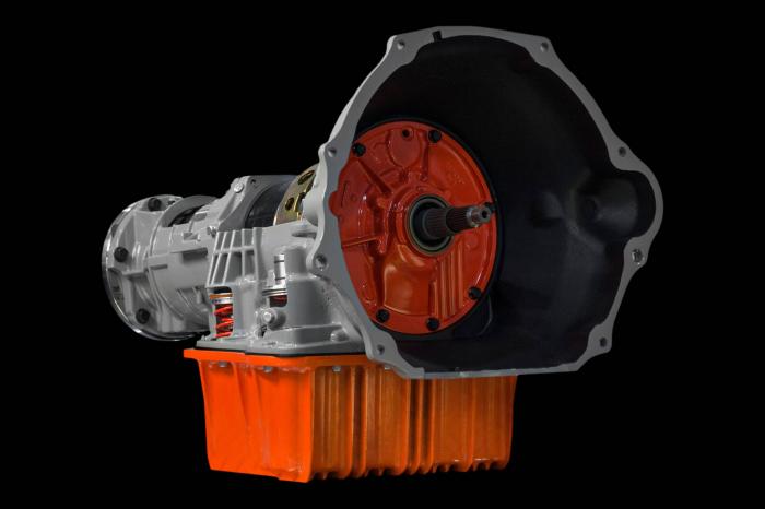 SunCoast Diesel - 46RH 4WD Automatic Transmission
