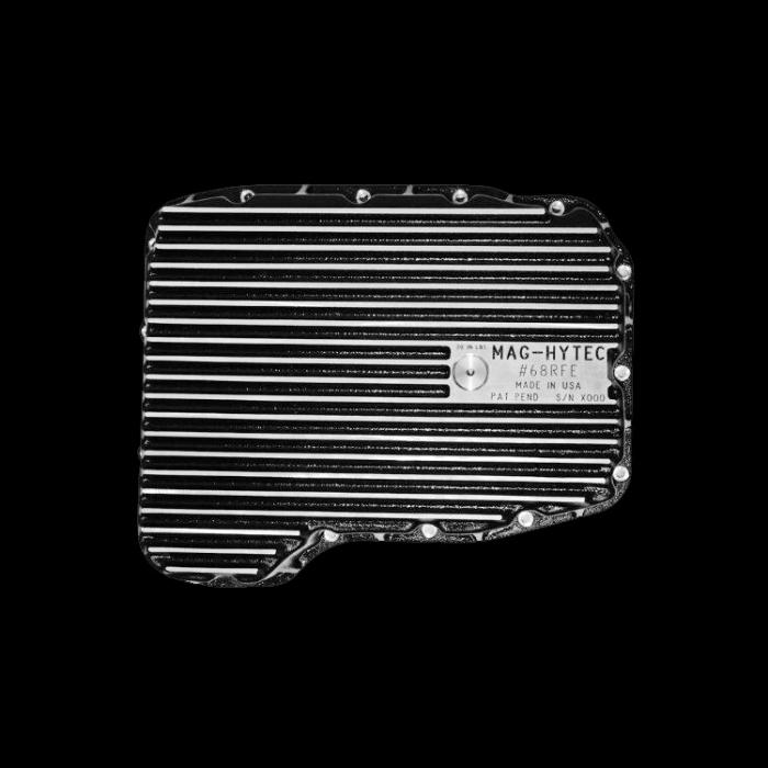 SunCoast Diesel - 68RFE MAG-HYTEC PAN WITH SC LOGO