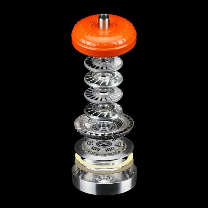 SunCoast Diesel - GM 1058 2,100-2,300 RPM TORQUE CONVERTER