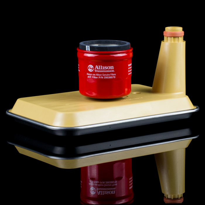 SunCoast Diesel - ALLISON SHALLOW FILTER W SPIN ON
