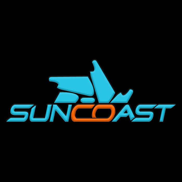 SunCoast Diesel - COMMON LOGO LAYOUT GEL BADGE