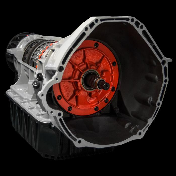 SunCoast Diesel - SunCoast Category 3 600HP SunCoast 5R110 Transmission 4WD with Torque Converter