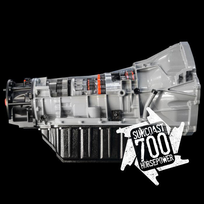 SunCoast Diesel - SunCoast Category 4 700HP+ SunCoast 5R110 Transmission 4WD