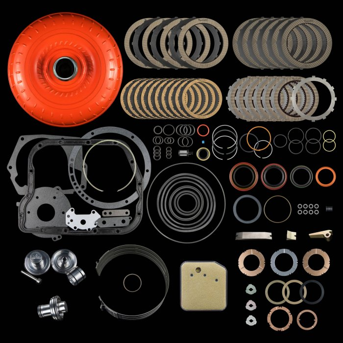SunCoast Diesel - Category 1 SunCoast 47RE Rebuild Kit