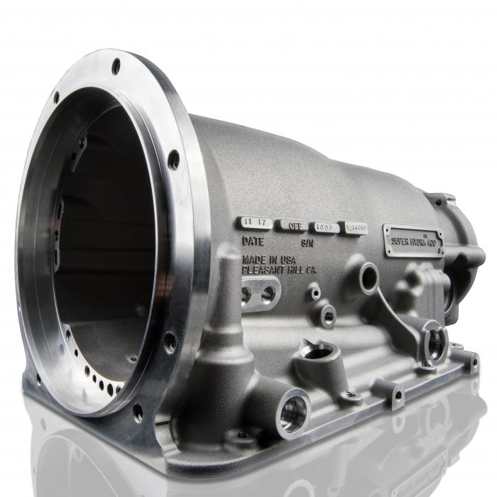 SunCoast Diesel - TH400 Reid Case (OFFROAD)