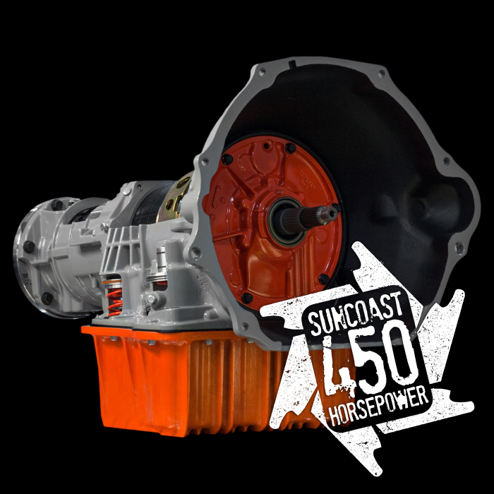 Category 1 SunCoast 450HP 48RE Transmission