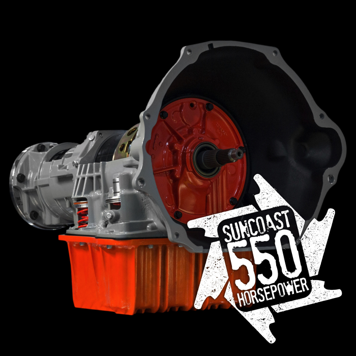 Category 3 SunCoast 550HP 48RE Transmission