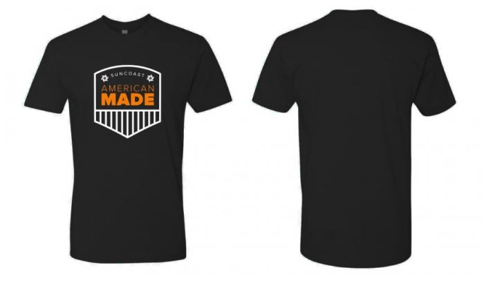 SunCoast Diesel - (FINAL BLOWOUT) SunCoast Shield T-Shirt