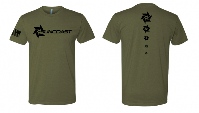 SunCoast Diesel - NEW! 2020 SPINE SHIRT