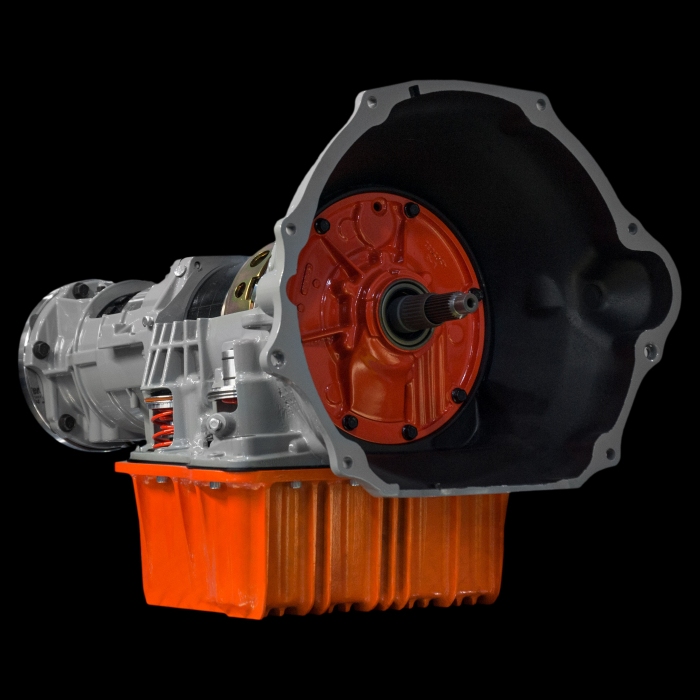 Category 3 SunCoast 600HP 47RH Transmission with Torque Converter