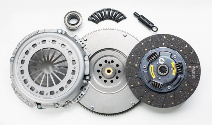 South Bend Clutch - SOUTH BEND CLUTCH 1944-5OK-HD, HD CLUTCH KIT AND FLY