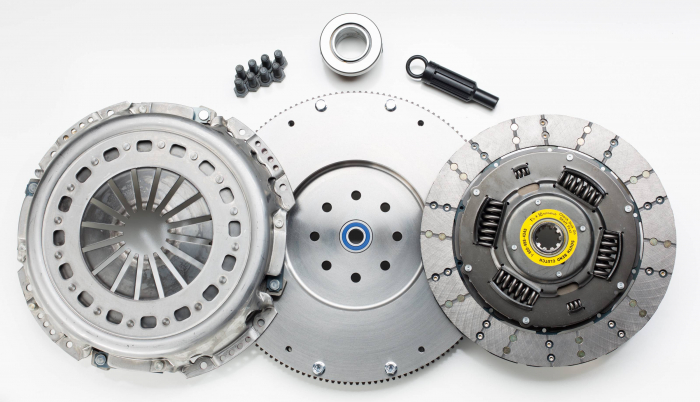 South Bend Clutch - SOUTH BEND CLUTCH 13125-FEK, FE CLUTCH KIT AND FLY