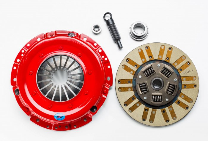 South Bend Clutch - SOUTH BEND CLUTCH FMK1012-HD-TZ, STAGE 2 DAILY