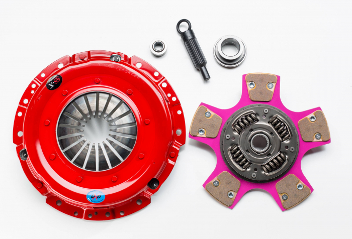 South Bend Clutch - SOUTH BEND CLUTCH FMK1012-SS-X, STAGE 4 EXTREME
