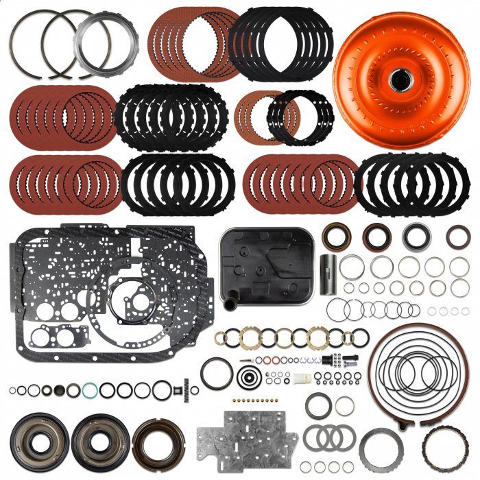 SUNCOAST ALTO 4L80/85E CATEGORY 1 REBUILD KIT