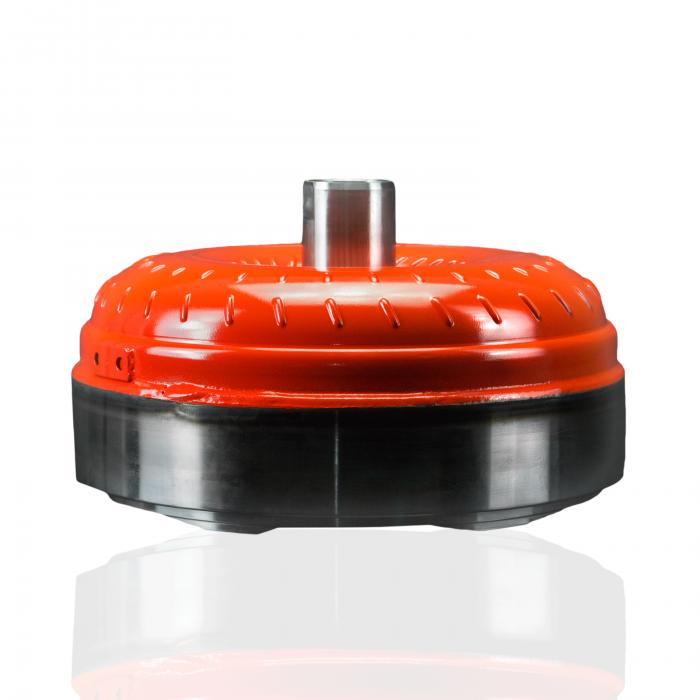 SunCoast Diesel - 10.2 INCH BILLET TRIPLE DISC 4L80E TORQUE CONVERTER