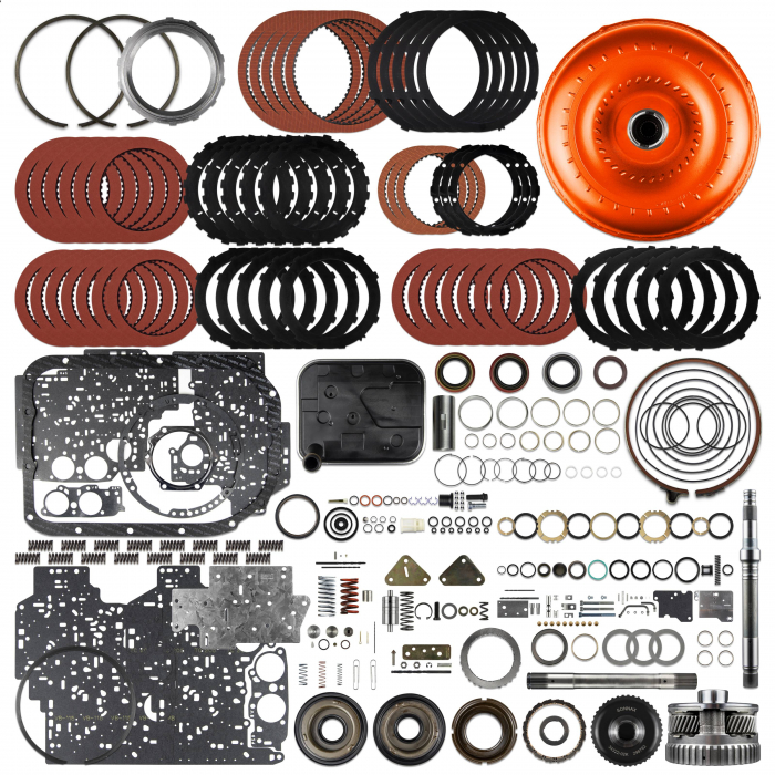 SUNCOAST ALTO 4L80/85E CATEGORY 4 REBUILD KIT