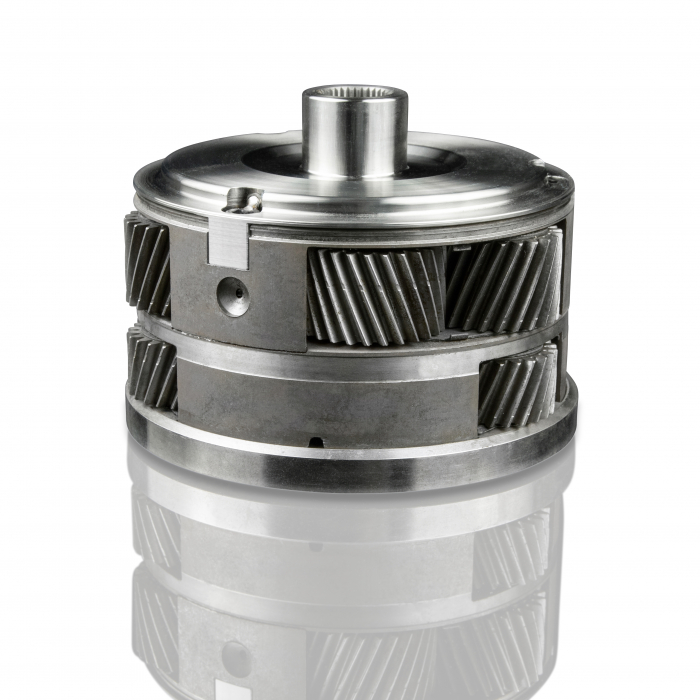 SunCoast Diesel - 6L80E Rear Planetary Assembly with 4140 HTSR Billet Steel Drive Plate