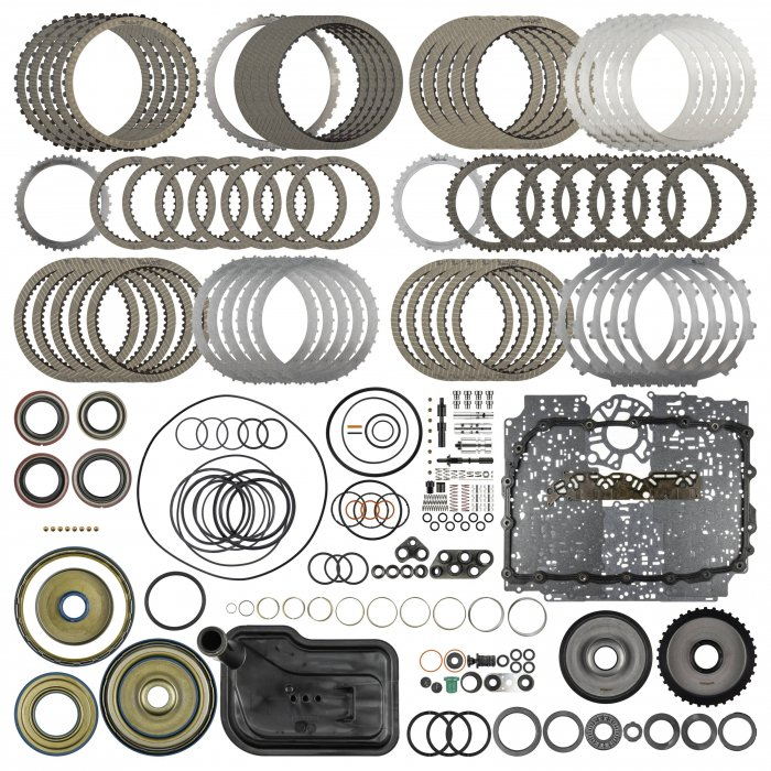 SunCoast 6L80E Category 1 Raybestos Rebuild Kit