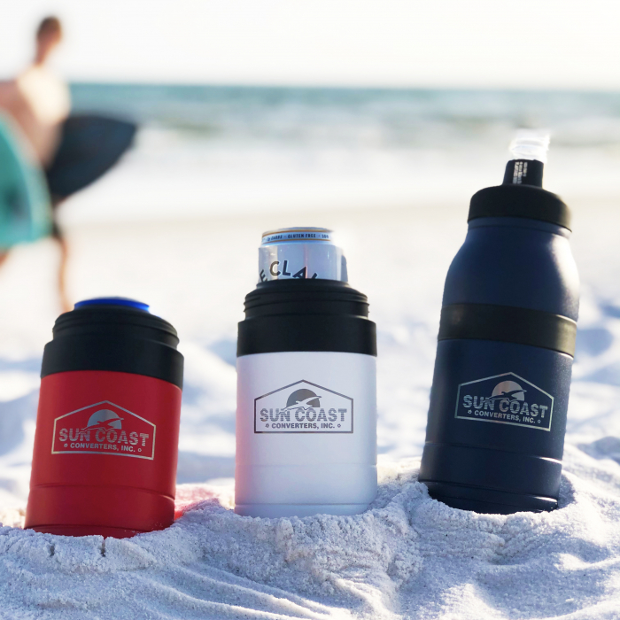 SunCoast Diesel - SunCoast Double Play Bottle & Can Cooler