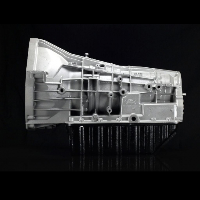 SunCoast Diesel - SunCoast Category 3 4R100 Transmission with Billet Triple Disc Torque Converter