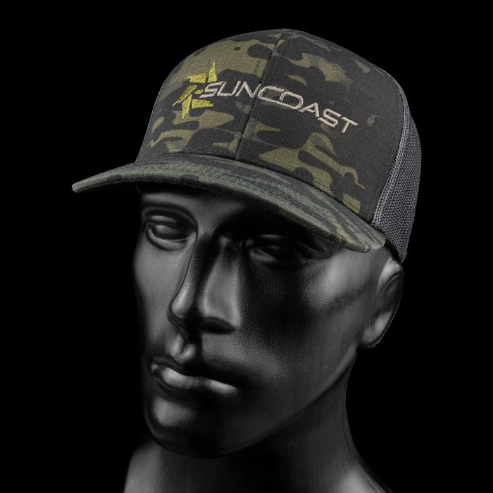 SunCoast Diesel - NEW! CAMO SNAPBACK HAT