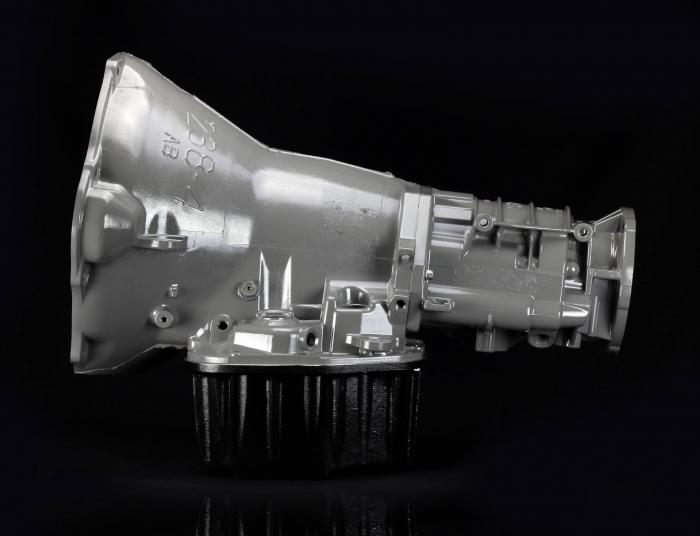SunCoast Diesel - SUNCOAST RANGER SERIES 48RE STOCK TRANSMISSION W/ CONVERTER