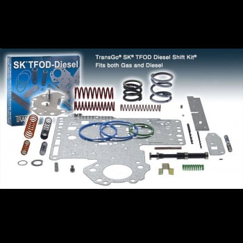 DODGE CUMMINS - 47RH - SunCoast Diesel - TF DIESEL SHIFT KIT