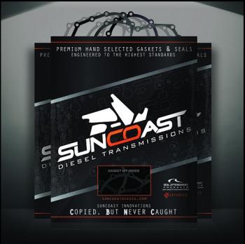 SunCoast Diesel - E4OD REBUILD KIT 89-95 - Image 2