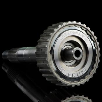 6R140 - Shafts - SunCoast Diesel - 6R140 Overdrive Dampner Assembly