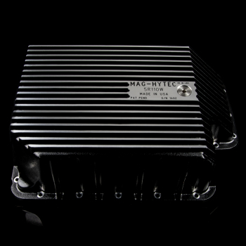 FORD POWERSTROKE - 5R110 - SunCoast Diesel - 03-07 5R110 MAG-HYTEC PAN
