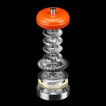 SunCoast Diesel - GM 1058 2,100-2,300 RPM TORQUE CONVERTER - Image 2