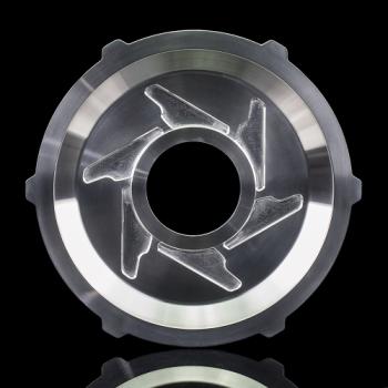 SunCoast Diesel - 6R140 1,700 RPM Billet Quadralock Torque Converter - Image 2