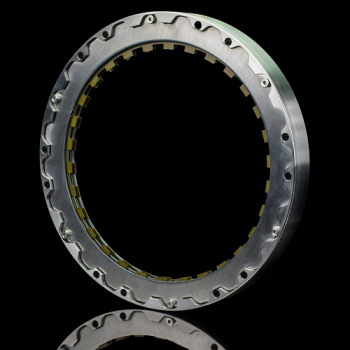 SunCoast Diesel - 6R140 1,700 RPM Billet Quadralock Torque Converter - Image 3