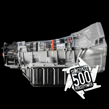 FORD POWERSTROKE - 5R110 - SunCoast Diesel - SunCoast Category 2 500HP SunCoast 5R110 Transmission 4WD