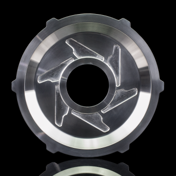 SunCoast Diesel - 6R140 2,300 RPM Billet Quadralock Torque Converter - Image 2