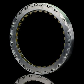 SunCoast Diesel - 6R140 2,300 RPM Billet Quadralock Torque Converter - Image 3
