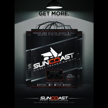 SunCoast Diesel - CATEGORY 0 SUNCOAST CUSTOM ALLISON REBUILD KIT 6 SPEED LML - Image 3