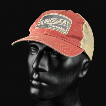 SunCoast Swag - SunCoast Caps - SunCoast Diesel - Vintage Throwback SunCoast Converters Snapback Hat