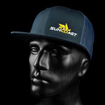SunCoast Swag - SunCoast Caps - SunCoast Diesel - NEW! SUNCOAST SNAPBACK FLAT BILL HAT