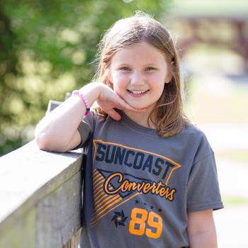 SunCoast Swag - Kids Apparel - SunCoast Diesel - SUNCOAST KID LINE - SunCoast Converters Children's T-Shirt
