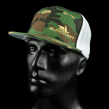 SunCoast Swag - SunCoast Caps - SunCoast Diesel - SUNCOAST FLEXFIT FLAT BILL HAT