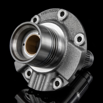 SunCoast Diesel - 37 SPLINE SOLID BILLET INPUT SHAFT/TORQUE CONVERTER KIT - Image 5