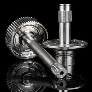 Parts - DODGE CUMMINS - SunCoast Diesel - 37 SPLINE SOLID BILLET INPUT SHAFT/TORQUE CONVERTER KIT