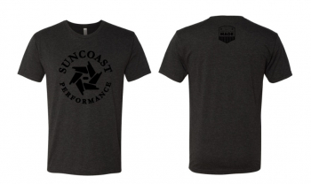 SunCoast Swag - Mens Apparel - SunCoast Diesel - SunCoast Round Crest T-Shirt