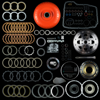 DIESEL - Rebuild Kits - 68RFE CATEGORY 3 REBUILD KIT WITH TORQUE CONVERTER