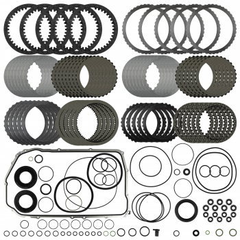 Dodge - 8HP90 - 8HP90 MASTER OVERHAUL REBUILD KIT