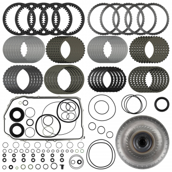 Dodge - 8HP90 - SUNCOAST CATEGORY 1 8HP90 REBUILD KIT WITH TORQUE CONVERTER